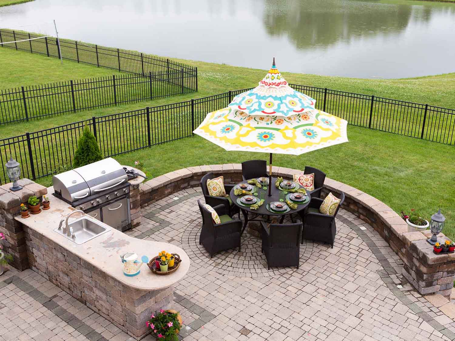 Outdoor Kitchen Ideas For San Antonio And The Texas Hill Country All Pro Decks And Patios